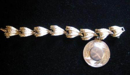 Bracciale di bijoux firmato Coro. U.S.A. anni 1950 - Art. 1841/02