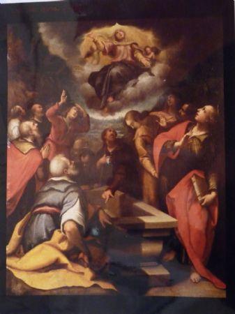 Ascensione della Vergine