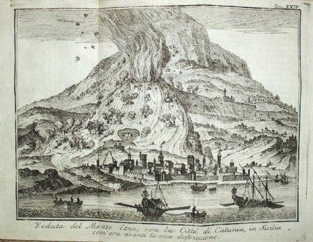 Etna - Messina - T. Salmon 1740-56