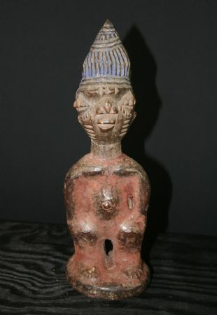 "Statuetta ""Ibeji"" degli Yoruba - Nigeria"