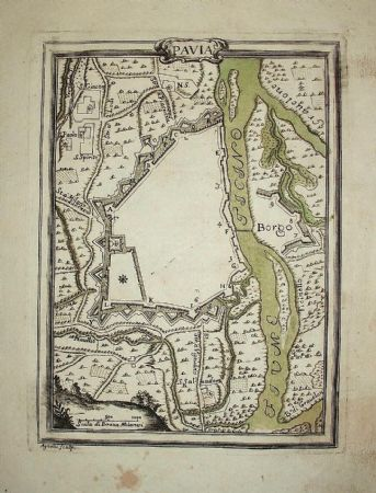 Pavia - G. B. Sesti 1707