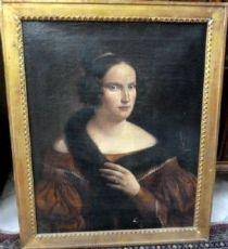 A pintura do retrato