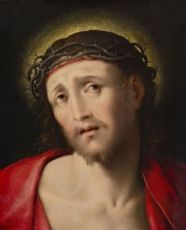Exceptional Mannerist Ecce Homo, Italy, 16th c. oil on copper