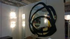 serie de espejos modernos