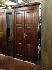 Alte Tür 800 mit sechs Tafeln