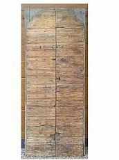 rustikalen Tür