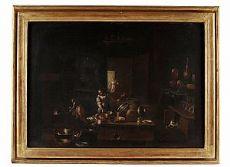 Antonio Mezzadri (1730) et Luigi Crespi (1708-1779)