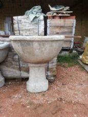 vasca in pietra Lombarda