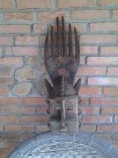 maschera carnevalesca dogon del Mali