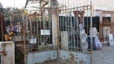 cancello Lombardo con portoncino