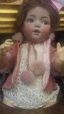bambola caractere