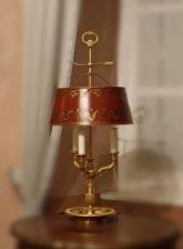 Lampada bouillotte