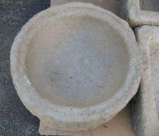 Vasca antica in pietra, modello tondo. Cod. 3021-20