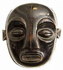 ANTICA MASCHERA AFRICANA (9000-0001)