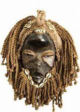 ANTICA MASCHERA AFRICANA (9000-0002)