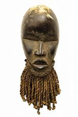 ANTICA MASCHERA AFRICANA (9000-0008)