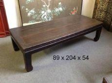 Tavolo /letto da oppio