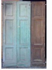 puerta con 3 puertas