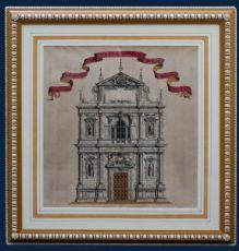 século XIX, cujo corpus domínios Ecclesiae Taurinensis noemen. exterior fácies