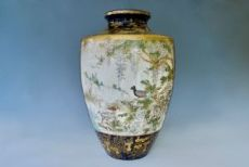 """Grand vase Satsuma"""""""