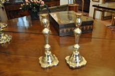 Candelieri in argento
