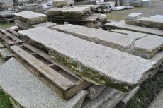Trottatoie carrabili in granito Montorfano
