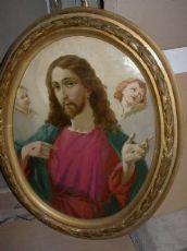 dipinto Sacro Cuore