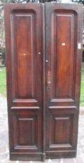 doble puerta