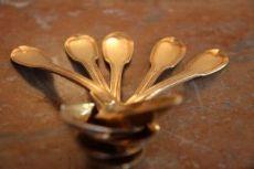 candelieri bronzo dorato