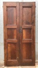 doubles portes