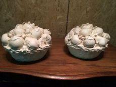 centro tavola in ceramica di Bassano
