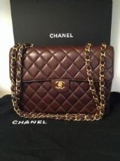Chanel Jumbo Chocolate