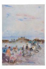 Pompeo Mariani, Domenica sulla spiaggia di Arziglia