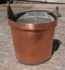 cuivre de poterie
