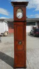 colonne d'horloge