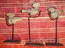03 Rarissime трубы Керамические опиум, первое тысячелетие до н.э.