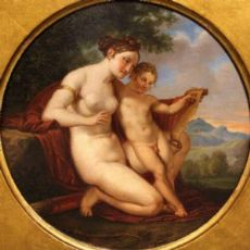 Venere educatrice di Amore di Pelagio Palagi