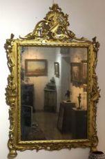 Coppia specchiere venete XVIII secolo