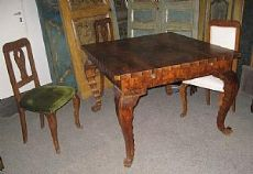 Deco table avec 6 chaises