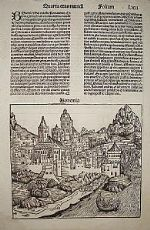 Bologna - Hartmann Schedel 1493