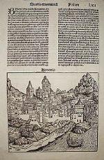 Bologne - Hartmann Schedel 1493