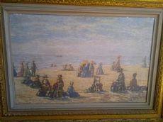 scena galanti in spiaggia