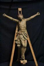 Figura di Cristo crocifisso