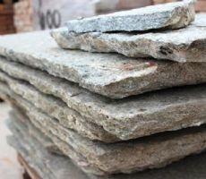 Lastre in pietra basso spessore