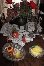 Frutta in ceramica
