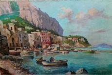 """Marina Grande di Capri"""