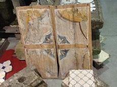 Tavole dipinte frammenti di soffitti