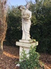 Statua in marmo 200h