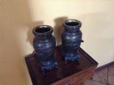 vasi cinesi in bronzo