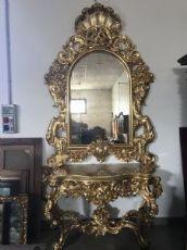 Consolles von specchio 180x70x100 specchio 165x230h